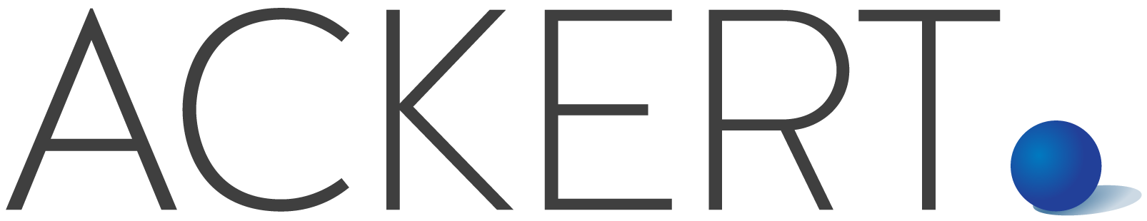 Ackert logo