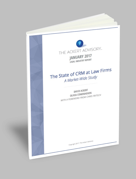 Law Firm CRM white paper
